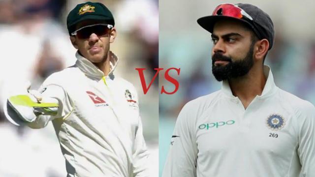 AUSvsIND- ऑस्ट्रेलिया के कप्तान टिम पेन ने विराट कोहली को दी खुली चुनौती, बताया भारतीय कप्तान को रोकने का तरीका 12