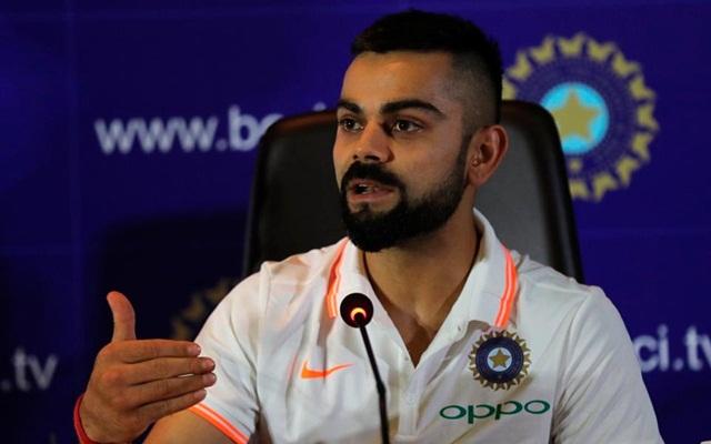 ऑस्ट्रेलिया के कप्तान ने डीआरएस पर उठाया था सवाल, अब विराट कोहली ने कही ये बात