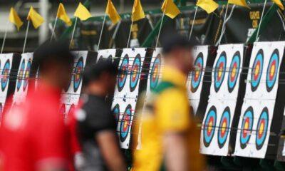 B.V.P. on Indian Archery Association Rao Panel Capture