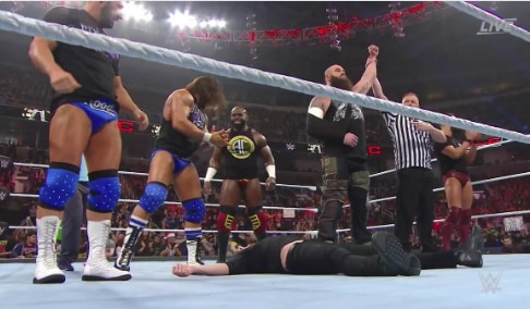 WWE TLC रिजल्ट्स: 16 दिसंबर, 2018 5