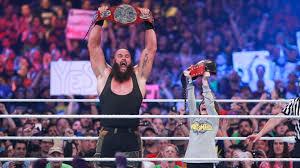 पांच WWE रिकॉर्ड जो 2018 में हुए ध्वस्त 6