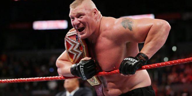 आलोचनाओं में घिरे ब्रॉक लैसनर, पढ़ें आज की ऐसी ही WWE से जुड़ी सभी दिलचस्प ख़बरें एक साथ 5