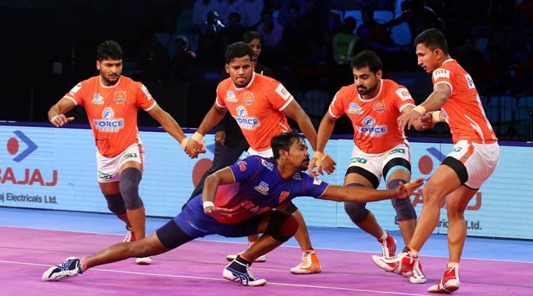 प्रो कबड्डी लीग : बंगाल को हराकर मुंबा फिर से शीर्ष पर 15