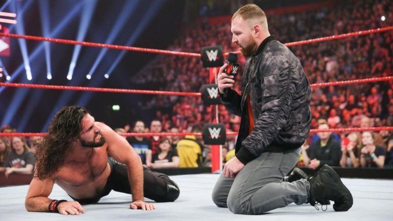WWE रॉ रिजल्ट्स: 3 दिसंबर, 2018 15