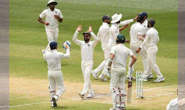 ऑस्ट्रेलिया बनाम भारत: जानिए क्या होती हैं 'ड्राॅप इन' पिच, जिसका पर्थ में भारत कर रहा है सामना 1