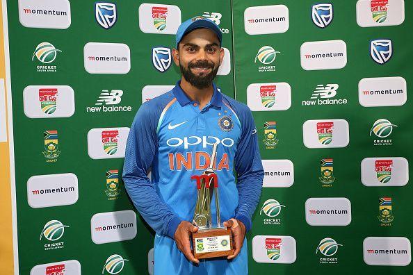 2018 में इन 5 भारतीय खिलाड़ियों का रहा दबदबा, सबसे ज्यादा बार रहे मैन ऑफ़ द मैच 12