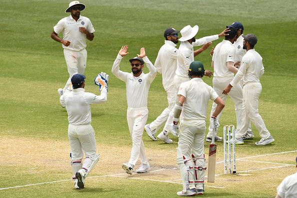 STATS: एडिलेड टेस्ट: टीम इंडिया ने रचा इतिहास, भारतीय टीम के नाम दर्ज हुए कई ऐतिहासिक विश्व कीर्तिमान