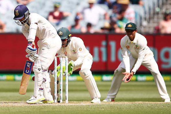वीडियो: 148.6 ओवर में रहाणे को दिखी ही नही लियोन की गेंद, ऐसे गवायां अपना विकेट 10
