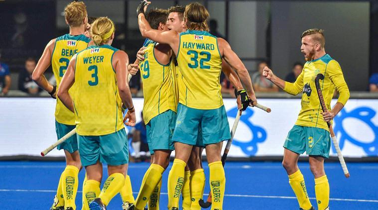 हॉकी विश्व कप : फ्रांस को हराकर आस्ट्रेलिया सेमीफाइनल में 7