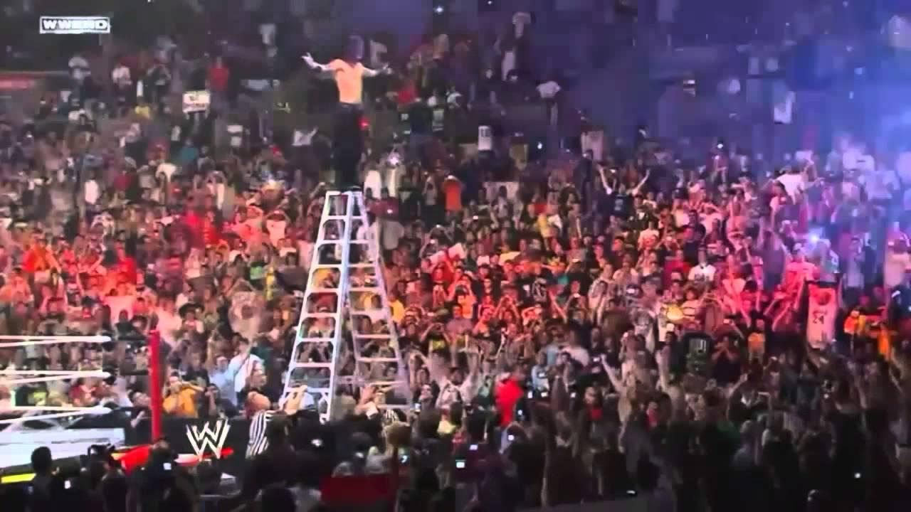 WWE के इतिहास के सबसे बेहतरीन टेबल्स-लैडर्स-चेयर्स मैच 13