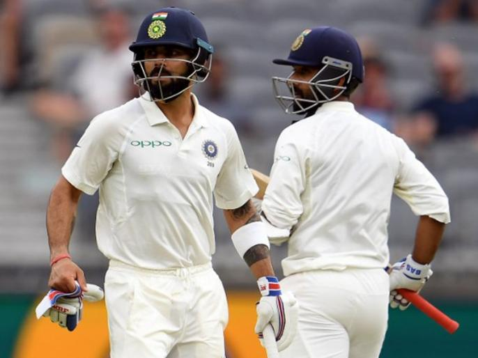 Perth Test: India in good condition from the half centuries of Kohli, Rahane (Roundup)