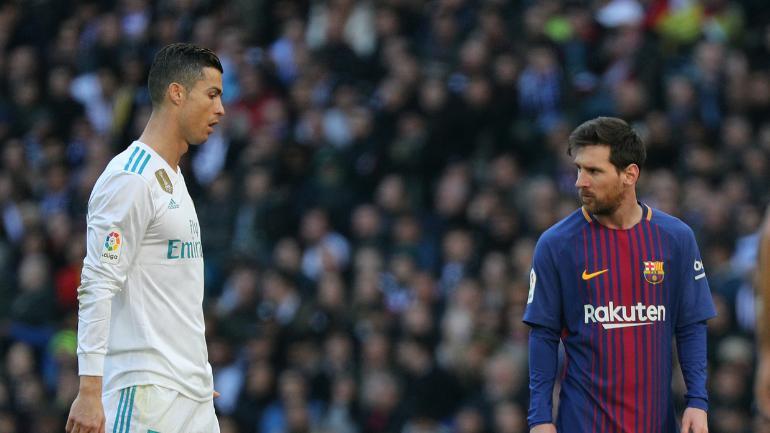 रोनाल्डो ने मेसी को दी बार्सिलोना छोड़ने की चुनौती 4