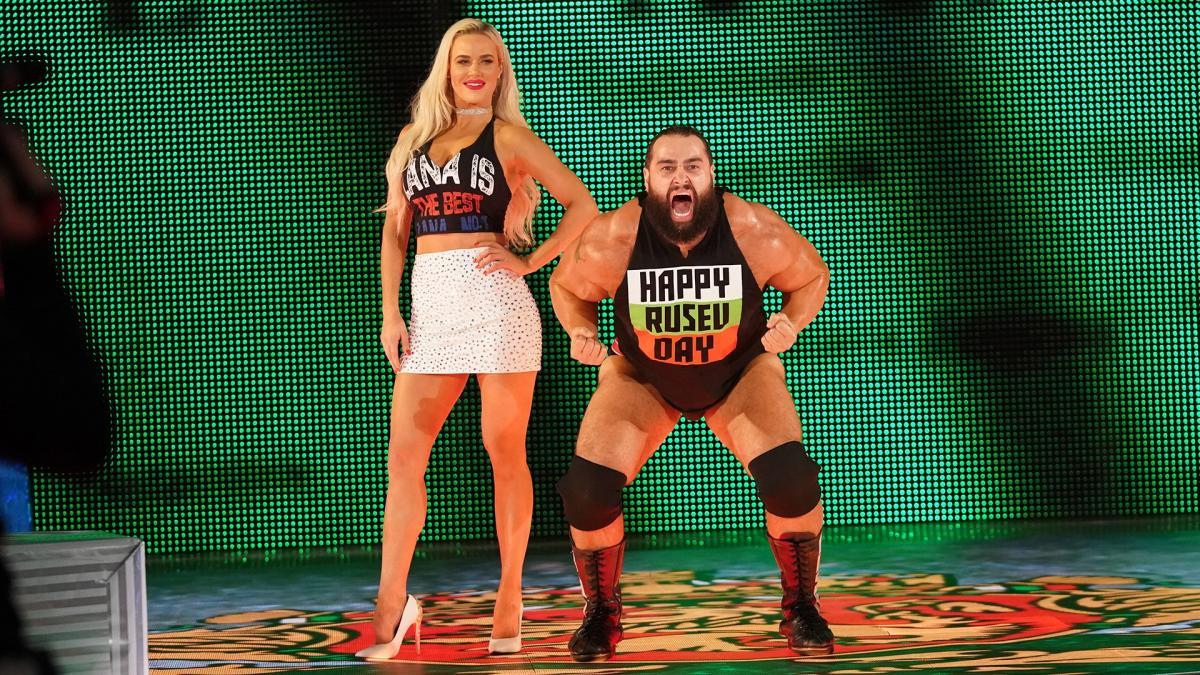 WWE स्मैकडाउन रिजल्ट्स: 25 दिसंबर, 2018, रुसेव बने यूनाइटेड स्टेट्स चैंपियन 6
