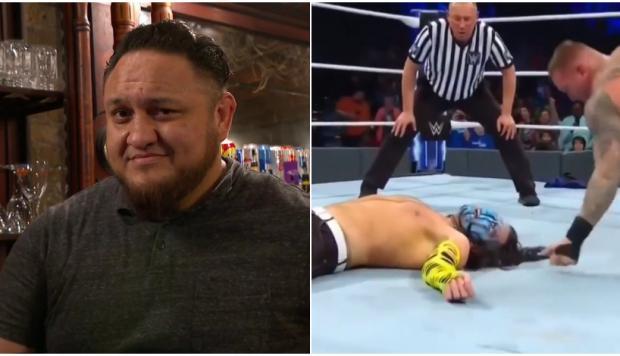 WWE स्मैकडाउन रिजल्ट्स: 4 दिसंबर, 2018 13