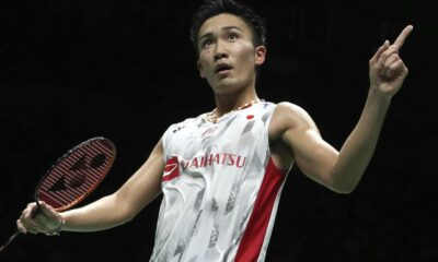 Badminton: In the title of the Momota World Tour Finals