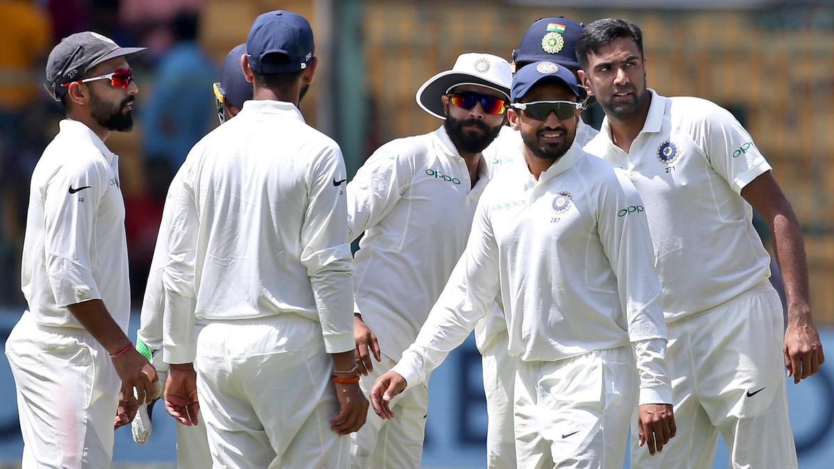 AUSvsIND : बीसीसीआई ने पहले टेस्ट के लिए अपने अधिकारिक ट्विटर अकाउंट से 12 सदस्यी टीम का किया ऐलान