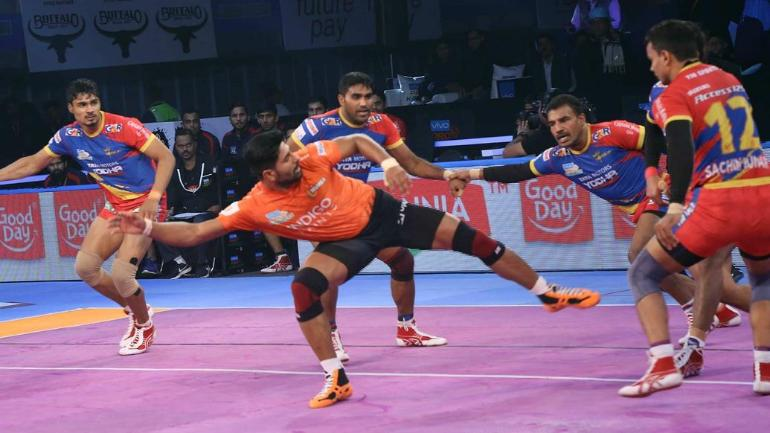 Pro Kabaddi League: Bengal win second successive win