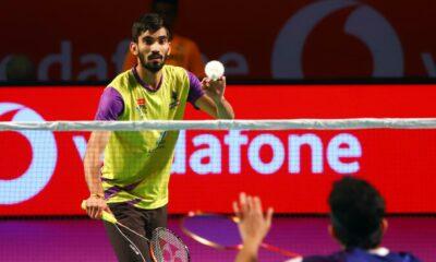 PBL-4: Srikanth wins Bangalore's medal win