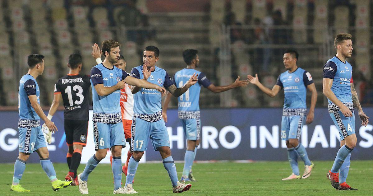 ISL-5: Goa-Jamshedpur played ballless draw