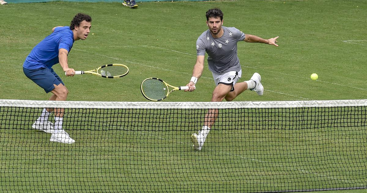 Davis Cup: Pranjesh, Ramanathan face confrontation with Bertini