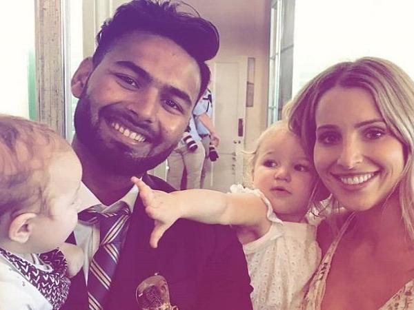 क्रिकेट ऑस्ट्रेलिया की अवार्ड सैरेमनी में एक बार फिर से चर्चा में आया 'बेबीसीटर', होबार्ट की टीम ने कुछ ऐसा उड़ाया ऋषभ पन्त का मजाक 18