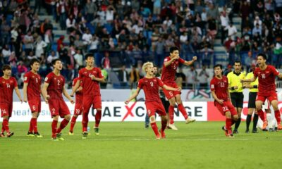 AFC Asian Cup: Vietnam for the first time in the quarter-finals