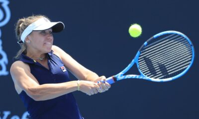 Tennis: Kenin wins first WTA title