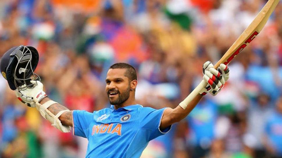 शिखर धवन ने कहा रोहित शर्मा नहीं बल्कि इस खिलाड़ी के साथ बल्लेबाजी करने में आता है सबसे ज्यादा मजा 1