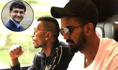 Pandya, Rahul should be given a chance again: Saurav Ganguly