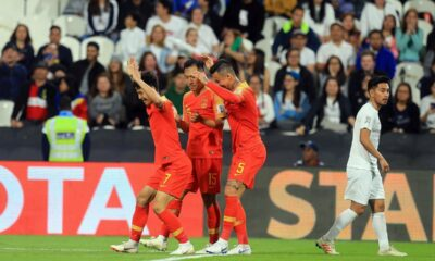 AFC Asian Cup: China, the knockout round Korea