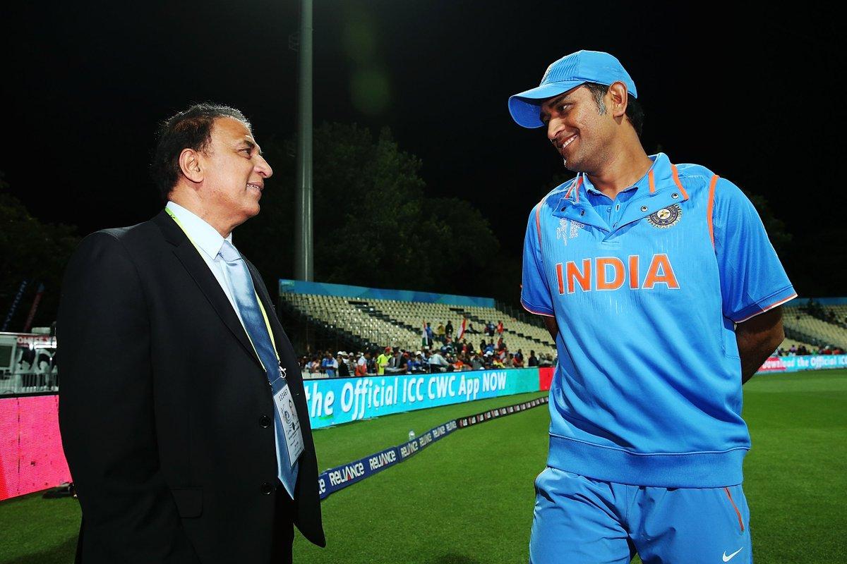 महेंद्र सिंह धोनी और चहल को क्रिकेट ऑस्ट्रेलिया ने दिया 500 डॉलर का इनाम, भड़क उठे सुनील गावस्कर