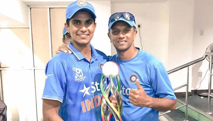 भारतीय टीम में चुने जाने के बाद पहली बार बोले 19 वर्षीय शुबमन गिल, कहा... 5