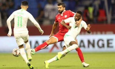 AFC Asian Cup: Saudi Arab League defeats Lebanon in next round