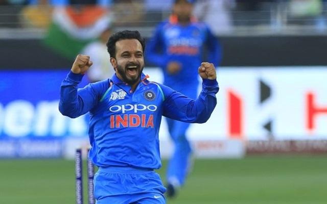 भारतीय टीम के लिए कितना महत्वपूर्ण हैं केदार जाधव, आंकड़े दे रहे हैं गवाही 29