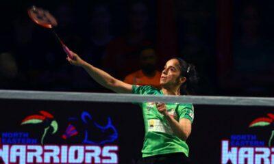 PBL-4: Saina Nehra wins gold from Jhang