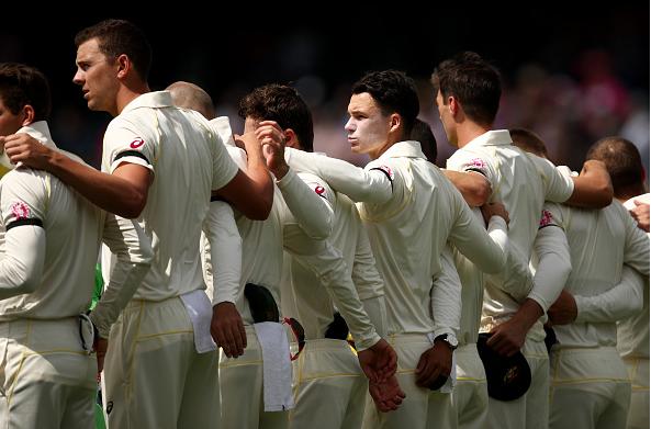 AUSvsIND : इस वजह से भारत और ऑस्ट्रेलिया के खिलाड़ी सिडनी टेस्ट में खेल रहे ब्लैक आर्मबैंड पहनकर 3