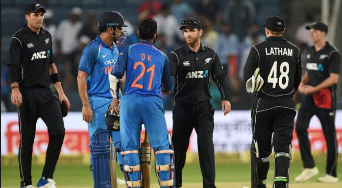 NZvsIND : जाने कब और कहां देख सकते हैं भारत और न्यूज़ीलैंड के बीच पहला मैच