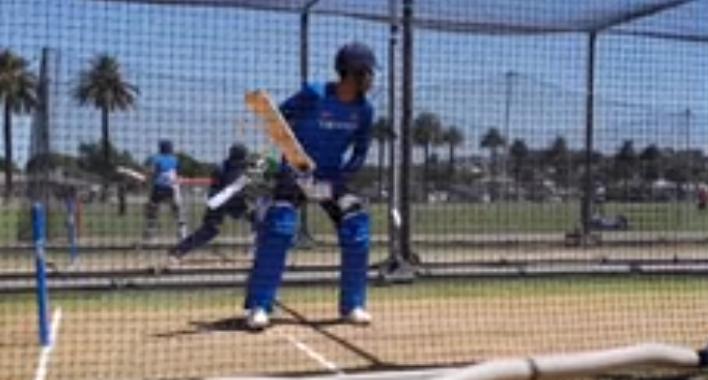 वीडियो : पहला वनडे खेल सकते हैं शुभमन गिल, प्रैक्टिस के दौरान शानदार शॉट्स लगाते आये नजर! 18