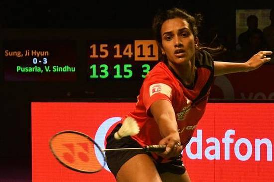 PBL-4: Sindhu's hard work, Hunters defeated in Mumbai final