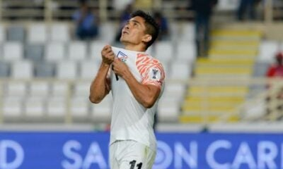Never thought I would play so many matches for India: Chhetri