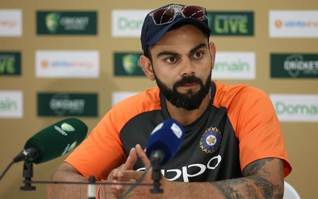 AUSvsIND: विराट कोहली ने बताया, क्यों नंबर 4 पर बल्लेबाजी करने आये महेंद्र सिंह धोनी 1