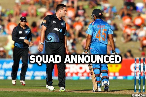 NZvIND- न्यूजीलैंड ने चुनी भारत के खिलाफ वनडे सीरीज के लिए अब तक की सबसे मजबूत टीम, इन स्टार खिलाड़ियों की हुई टीम वापसी 15
