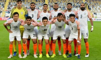 Soccer: 'Indian players' performance improved greatly'
