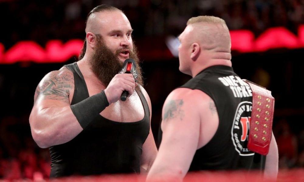 मौजूदा WWE रैसलर, जो ब्रॉक लैसनर को आसानी से दे सकते हैं रिंग में मात 1
