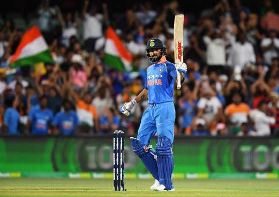 Langer compared Kohli to Tendulkar