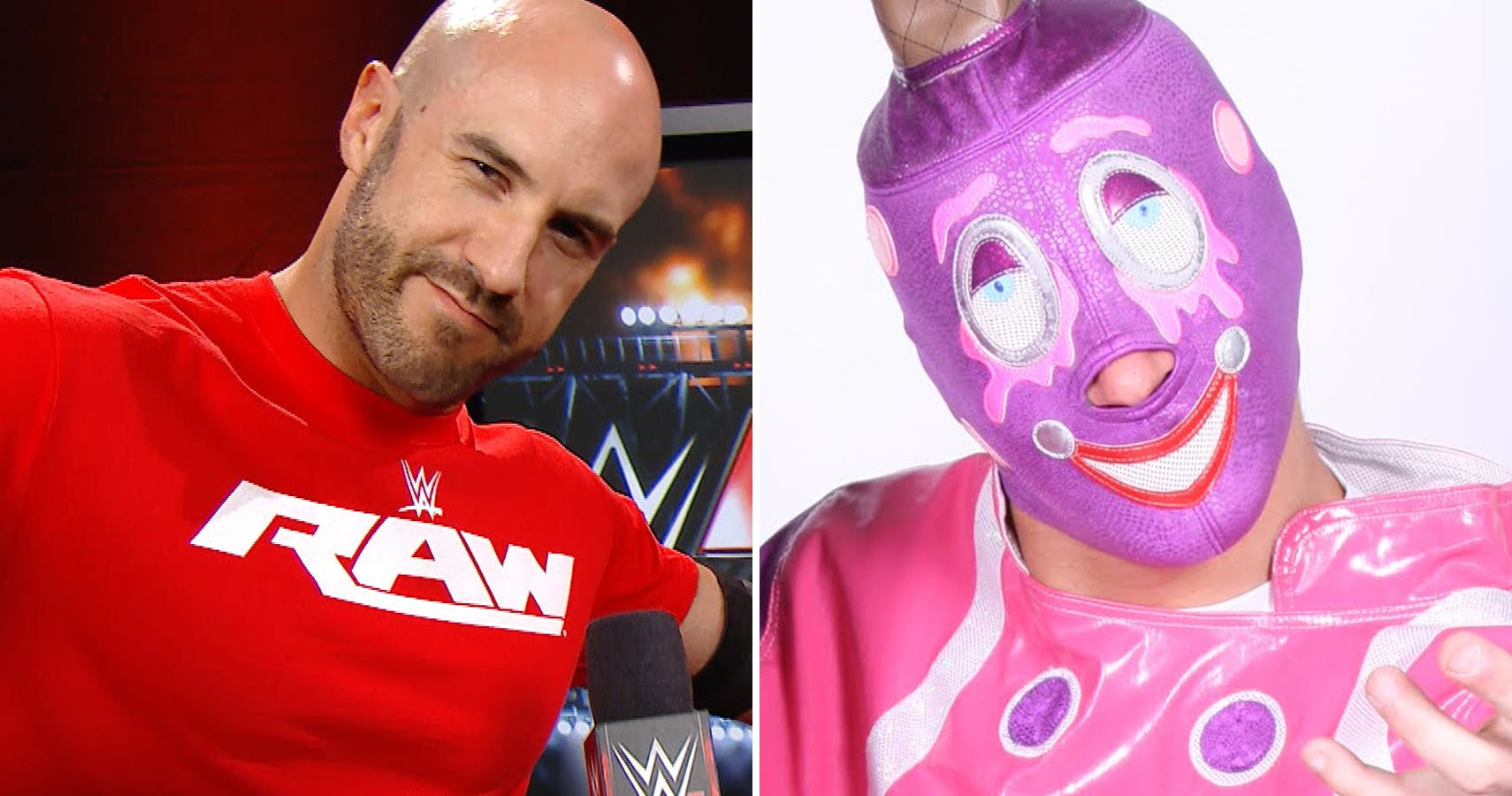 WWE से पहले कुछ ऐसे दिखते थे आपके ये पसंदीदा रैसलर, नाम सुनकर हँसते-हँसते हो जायेंगे लोटपोट 6