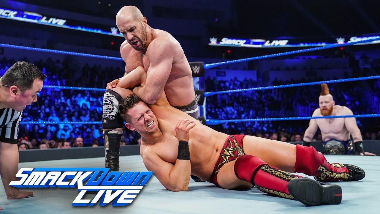 WWE स्मैकडाउन रिजल्ट्स: 22 जनवरी, 2019, रैंडी ऑर्टन की हुई धमाकेदार वापसी 3