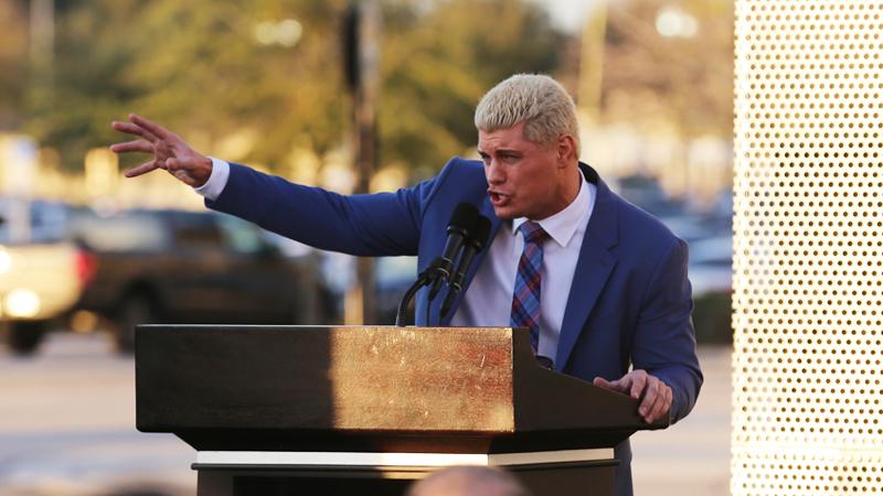 WWE की विरोधी कंपनी कर रही आग में घी डालने का काम, अब किया कुछ ऐसा 9