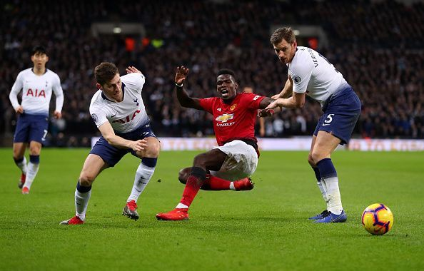 Premier League: United beat Tottenham in the exciting encounter