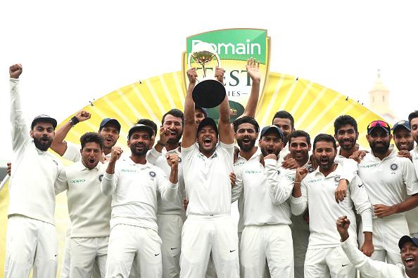 ऑस्ट्रेलिया में सीरीज जीत पर पाकिस्तान के पीएम इमरान खान ने भारतीय टीम को दी बधाई 1